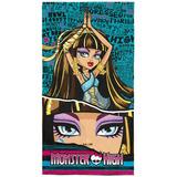 Toalha Felpuda Monster High - Coleção 2014 Lepper