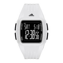 Relógio Adidas Duramo Mid Adp3263/8bn Digital Branco E Preto