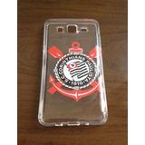 Capa Case Tup Galaxy J5 J500 Time Corinthians