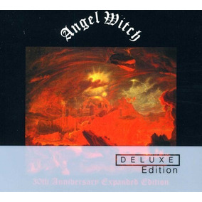 Angel Witch-angel Witch: 30th Anniversary Edition Cd