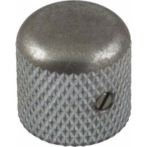 Boton De Volumen Telecaster Gotoh-relic Cromado Pvk-1ac-19