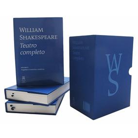 William Shakespeare. Teatro Completo - Nova Aguilar