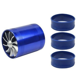 F1-z Turbo Supercharger Power Dual Propeller Turbina Dupla