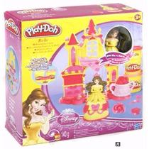 Play -doh Castillo De La Princesa Bella