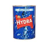 Hydra Diluyente Nro 25 X4 Lt Pint Piletas Y Esmalte Sec. Rap
