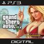 Grand Theft Auto V Gta 5 Ps3 Original Digital Leg Portugues