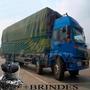 Lona Ripstop Verde 10x5 Encerado Algodão Caminhão Truck Toco