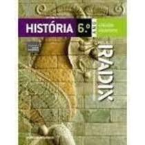 Livro História 6º Ano-projeto Radix Claudio Vicentino