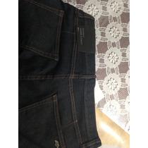 Pantalón Armani Original Skinny Nuevo 30-30 E4f
