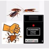Ahuyenta Espanta Ratas Cucarachas Ultrasónico 50lr Ind.arg