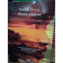 André Brink Mantis Religiosa La Otra Orilla Nuevo