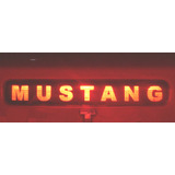 Mustang Freno Sticker 2005 Al 2009 Calcomania