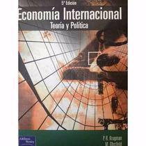 Economia Internacional Krugman 5 Pearson + Regalo #