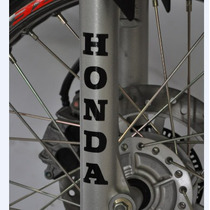 Adesivo Bengala Canela Vertic Tuning Moto Honda Bros 125 150