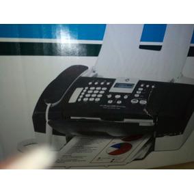 Fax Teléfono Hp Usado Con Su Caja Y Una Cinta Repuesto