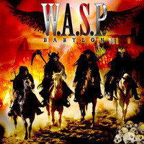 W.a.s.p. - Babylon Cd