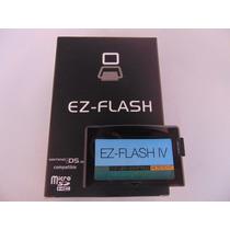 Ez Flash 4 Iv Gba/gbasp/nds + Cartão 4gb Configurado, Novo!