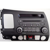 Radio Cd Player Original Honda New Civic Semi Novo
