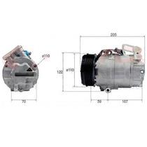 Compressor Celta 2002 Ate 2007 - Polia 6pk -produto Novo