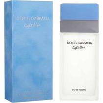 Perfume Dolce & Gabbana Light Blue Feminino 100ml - Original