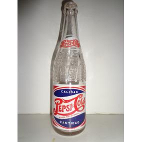 Botella Antigua De Pepsi-cola