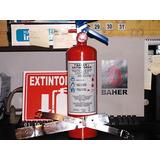 Extintores Nuevos De Pqs 2.5kg (extinguidores)