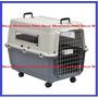 Jaula Trasnportadora Para Perros L100 Varikenel Para Viaje