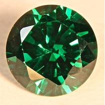 Rsp 2392 Brilhante Esmeralda Volta 10mm Preço Pedra 6,25 Ct