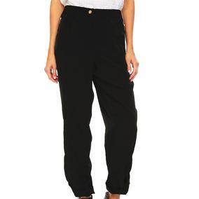Pantalón Negro Calvin Klein Talla L