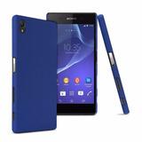 Funda Para Celular Sony Xperia Z5, Cuero Monoy Superior De L