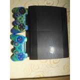 Play 3 500gb 2 Controles Vendo Cambio Y Por Ps4