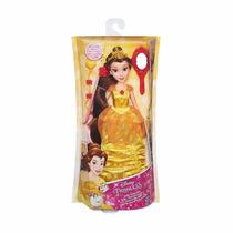 Oferta Muñeca Bella Disney Princesas Peinados Increíbles