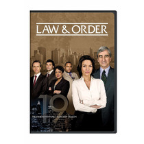 Law And Order Season 19