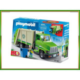 Playmobil City Life 5938 Camion Reciclaje Basura