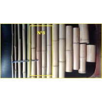Bambu Cana Da Índia Tratado Nº 3 X 3,0 M