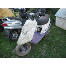 Protetor De Pernas P/ Scooter Jog Da Yamaha / 96