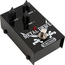 Pedal De Efeito Para Guitarra Fuhrmann Mt02 - Metal Drive