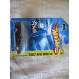 2006 Mattel Hot Wheels Batman Batmobile