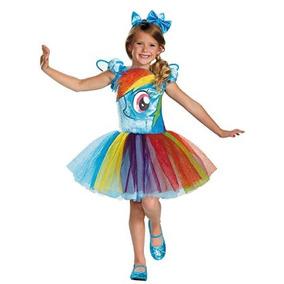 Disfraz Hombre Disfrazar Mi Pequeño Pony Rainbow Dash Delux
