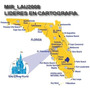 Ultimo Mapa De Florida Miami +disney 2017 Full P/ Gps Nuvi