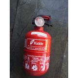 Extintor Incêndio Veicular Abc