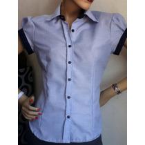 Uniforme Camisa Manga Corta Talla S M L