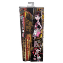 Boneca Monster High Boo York Draculaura - Mattel