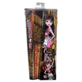 Boneca Monster High Boo York Draculaura - Mattel