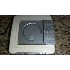 Dvd Player Philips Dvp 320 Portátil Ok ! Controle Remoto