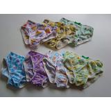 Pantaletas Algodón De Niñas Paquete De 12 Panties