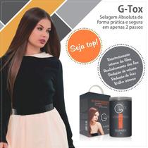 Kit Bcaa 4 Produtos + G-tox 1kg Gllendex