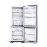 Refrigerador Brastemp Inverse Viva! - Evox 422l Inox 127v