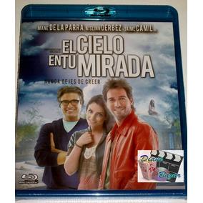 Blu-ray El Cielo En Tu Mirada (2011) Mane De La Parra,