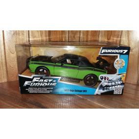 Rapido Y Furioso Jada Toys Lettys Dodge Challenger Srt8 1/24